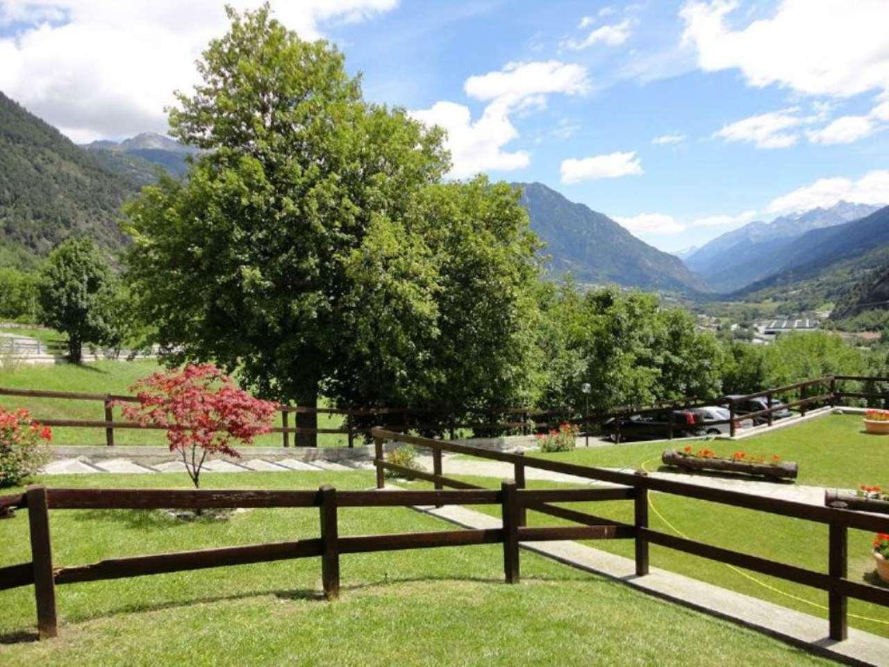 Appartamento in vendita a Morgex, 1 locali, prezzo € 93.000 | Cambio Casa.it