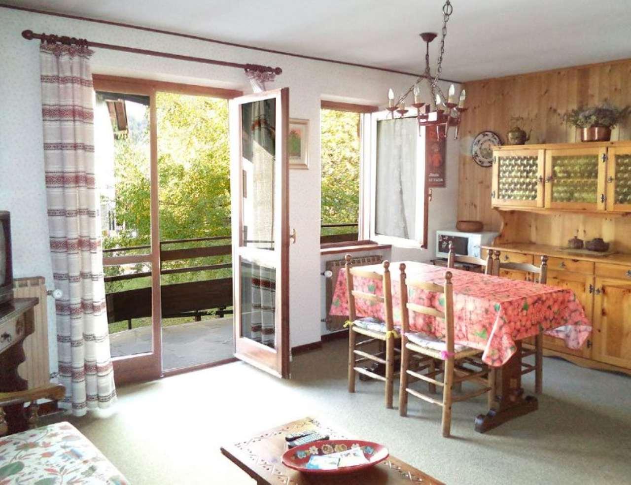 Appartamento in vendita a Morgex, 2 locali, prezzo € 115.000 | Cambio Casa.it