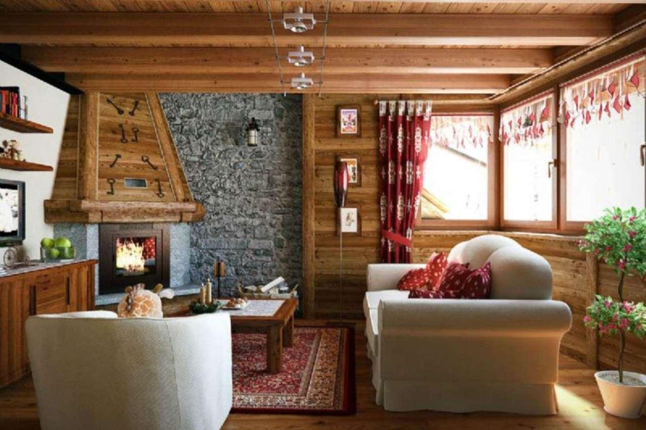 Appartamento in vendita a La Salle, 3 locali, prezzo € 250.000 | Cambio Casa.it