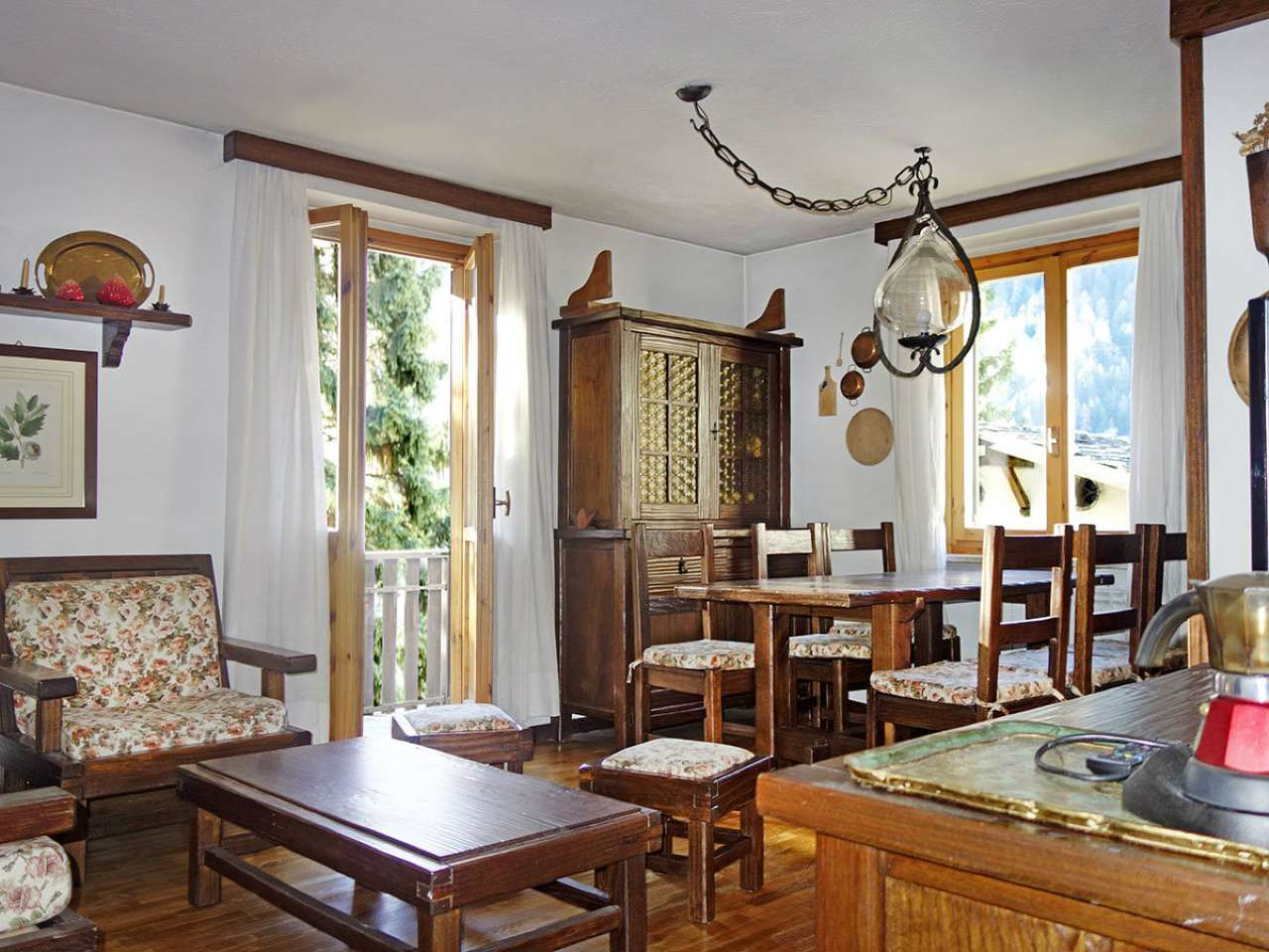 Appartamento in affitto a Courmayeur, 2 locali, Trattative riservate | Cambio Casa.it