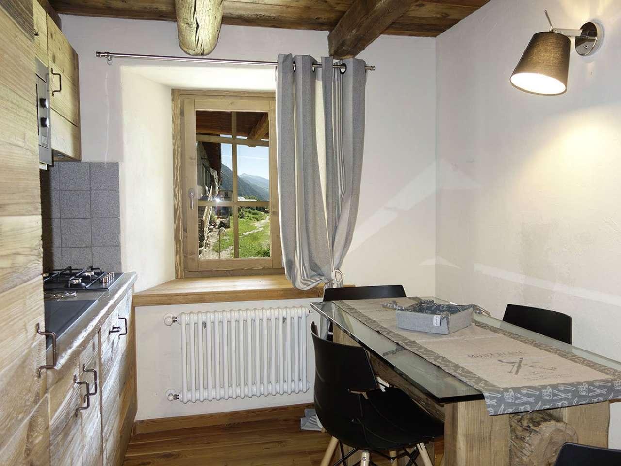 Appartamento in vendita a Morgex, 2 locali, prezzo € 175.000   CambioCasa.it