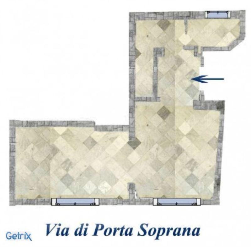 Vendita  bilocale Genova Via Di Porta Soprana 1 588637