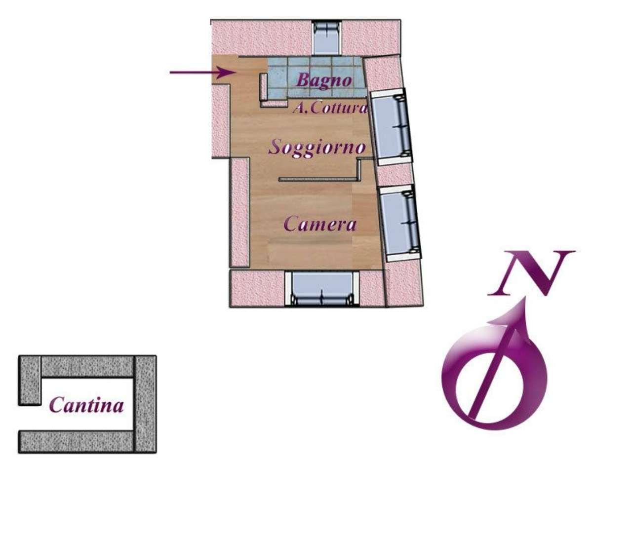 Vendita  bilocale Savona Piazza Saffi 1 875201