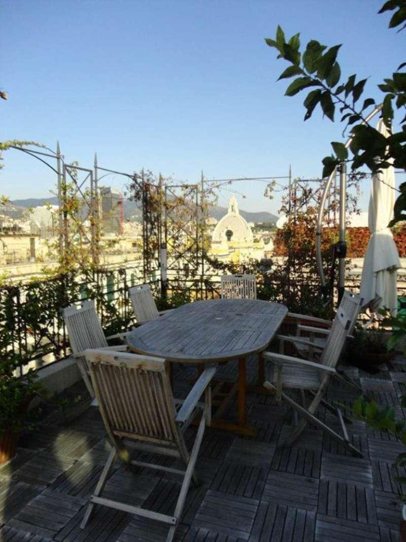 Attico / Mansarda in vendita a Genova, 6 locali, zona Zona: 1 . Centro, Centro Storico, prezzo € 950.000 | Cambio Casa.it