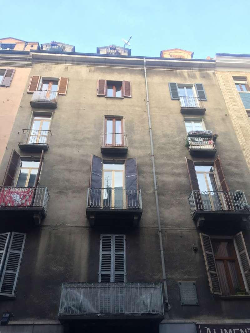 Attico / Mansarda in affitto a Torino, 1 locali, zona Zona: 1 . Centro, Quadrilatero Romano, Repubblica, Giardini Reali, prezzo € 300 | Cambio Casa.it