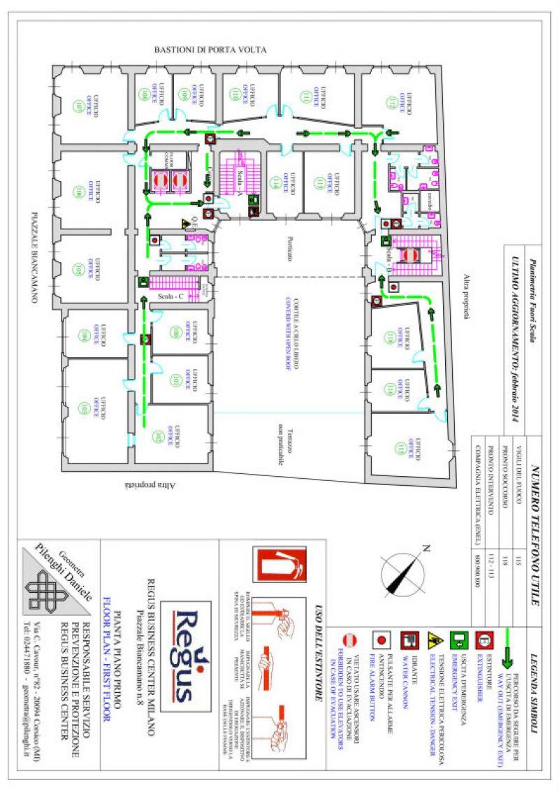Milano Vendita UFFICIO Immagine 1