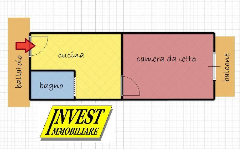 Vendita  bilocale Torino Via San Donato 1 834832