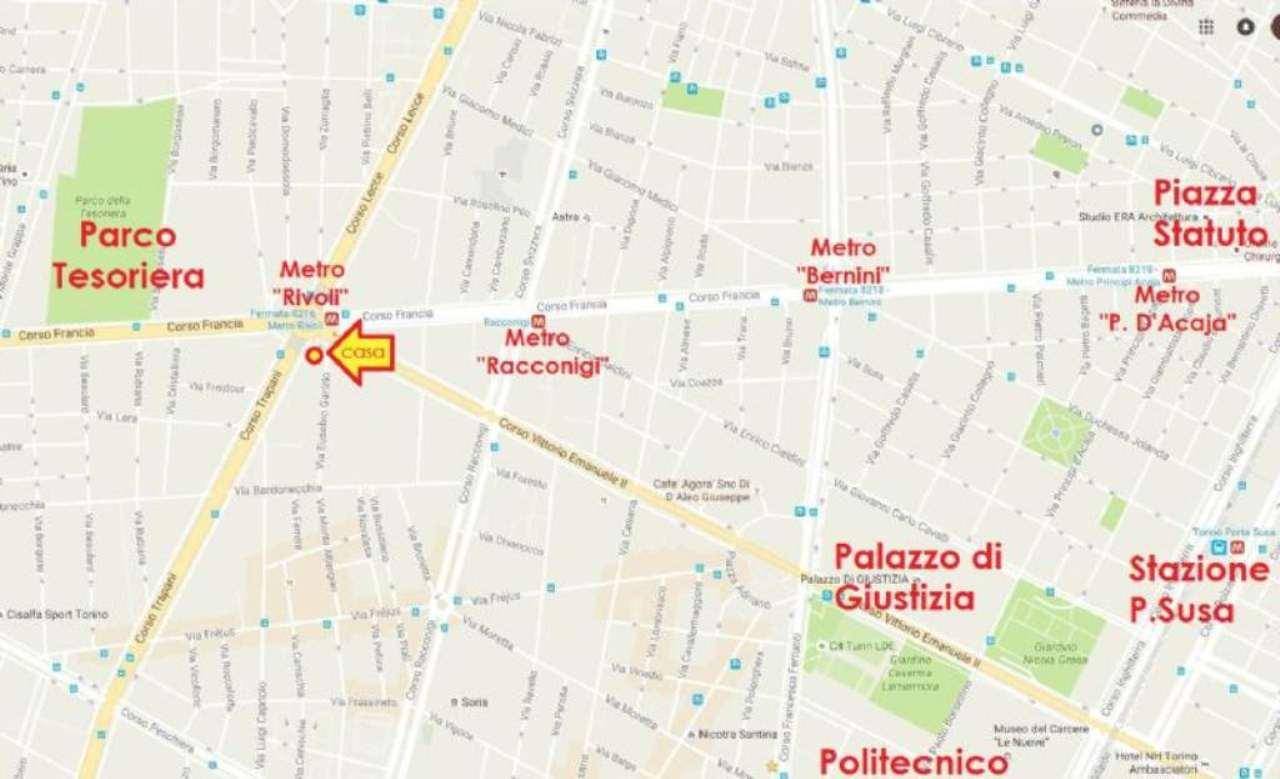 Bilocale Torino Piazza Rivoli 2