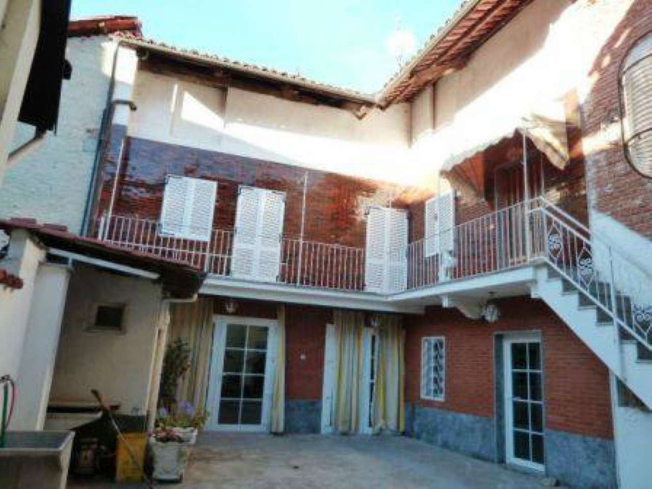 Foto 1 di Porzione di casa via Carlo Vigna, San Giorgio Canavese