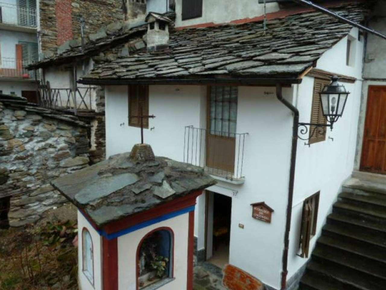 Foto 1 di Porzione di casa via Forneri, Mezzenile