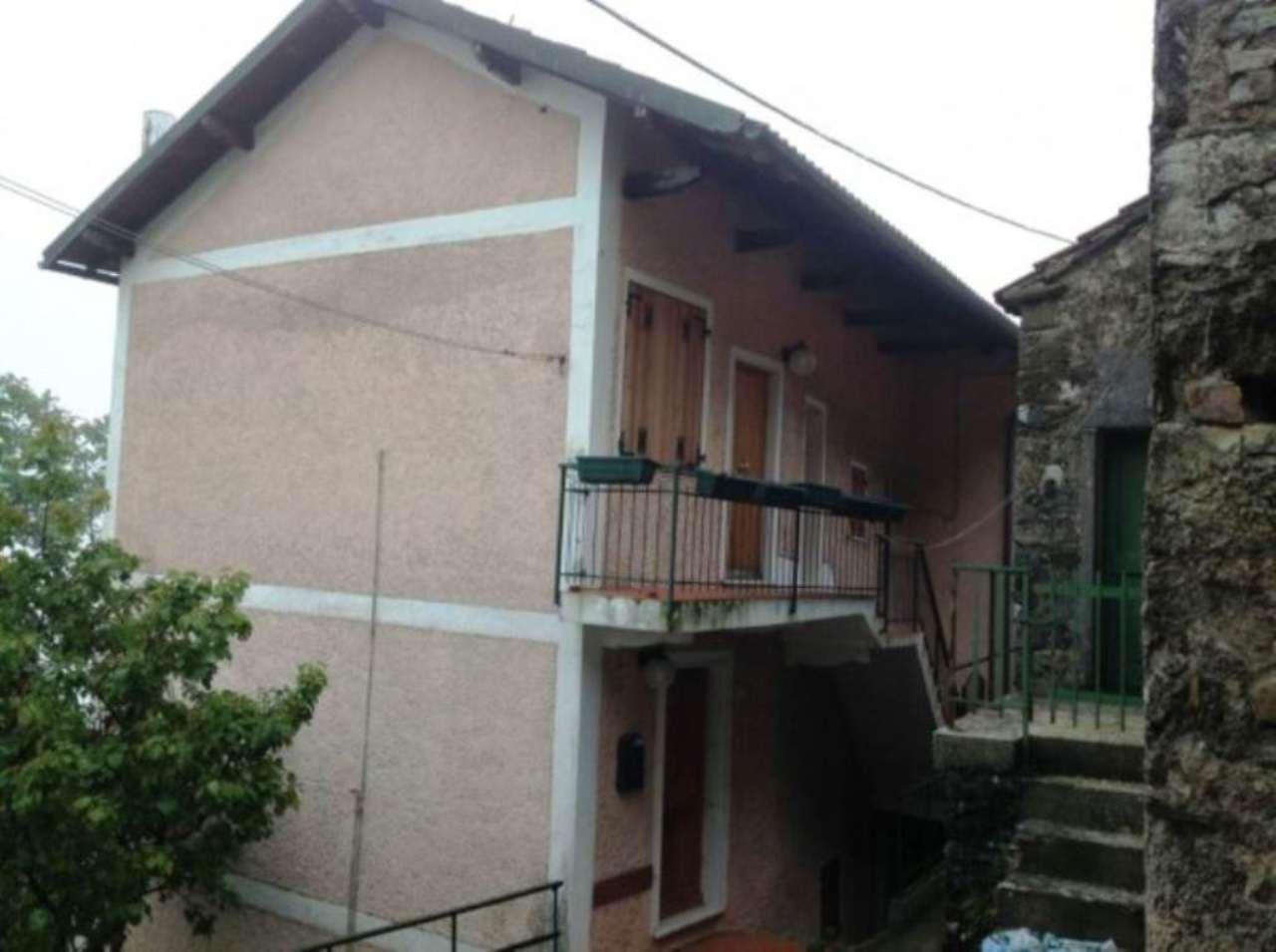 Soluzione Indipendente in vendita a Valbrevenna, 6 locali, prezzo € 120.000 | Cambio Casa.it