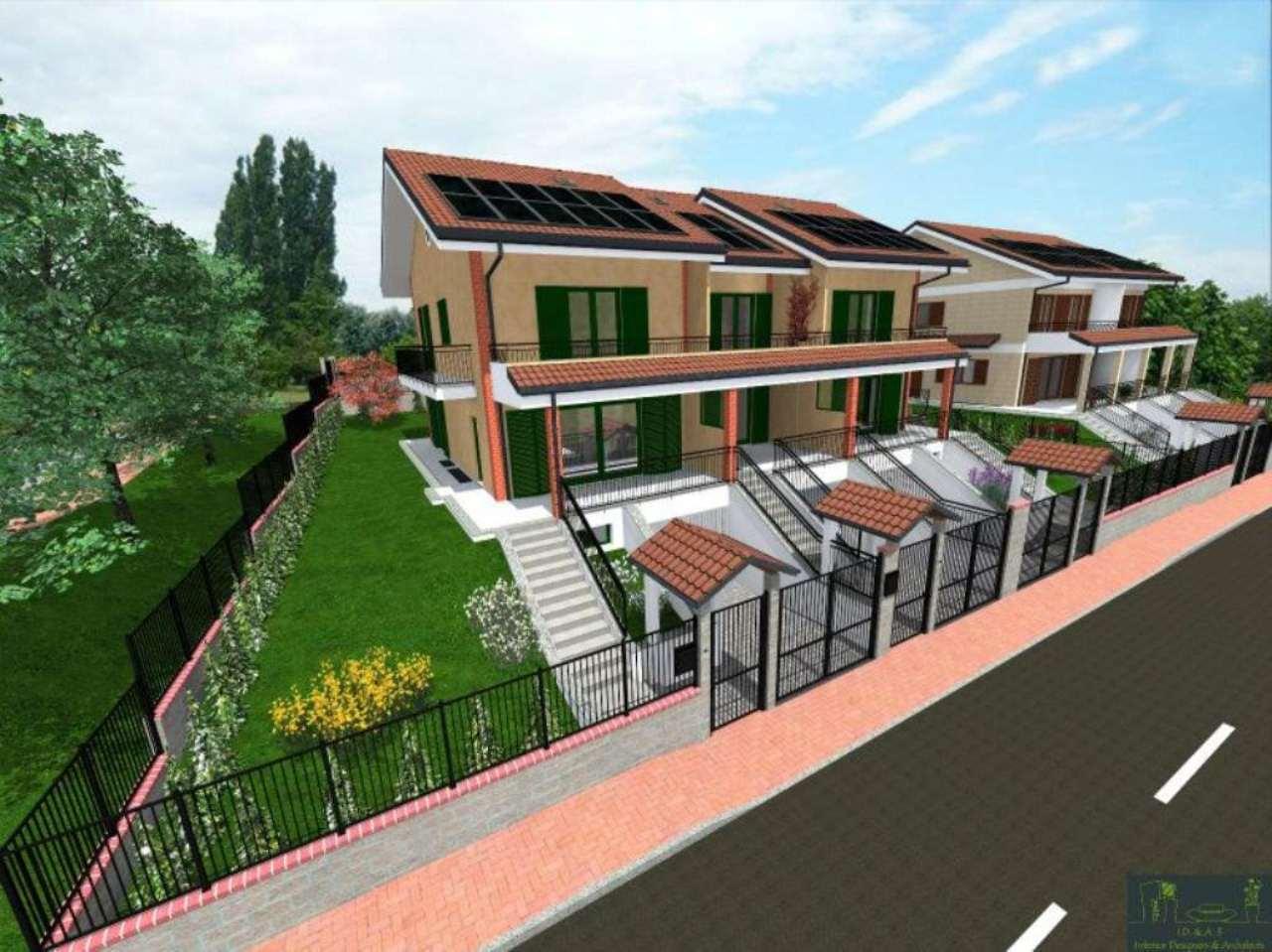 Villa Tri-Quadrifamiliare in Vendita a Trofarello