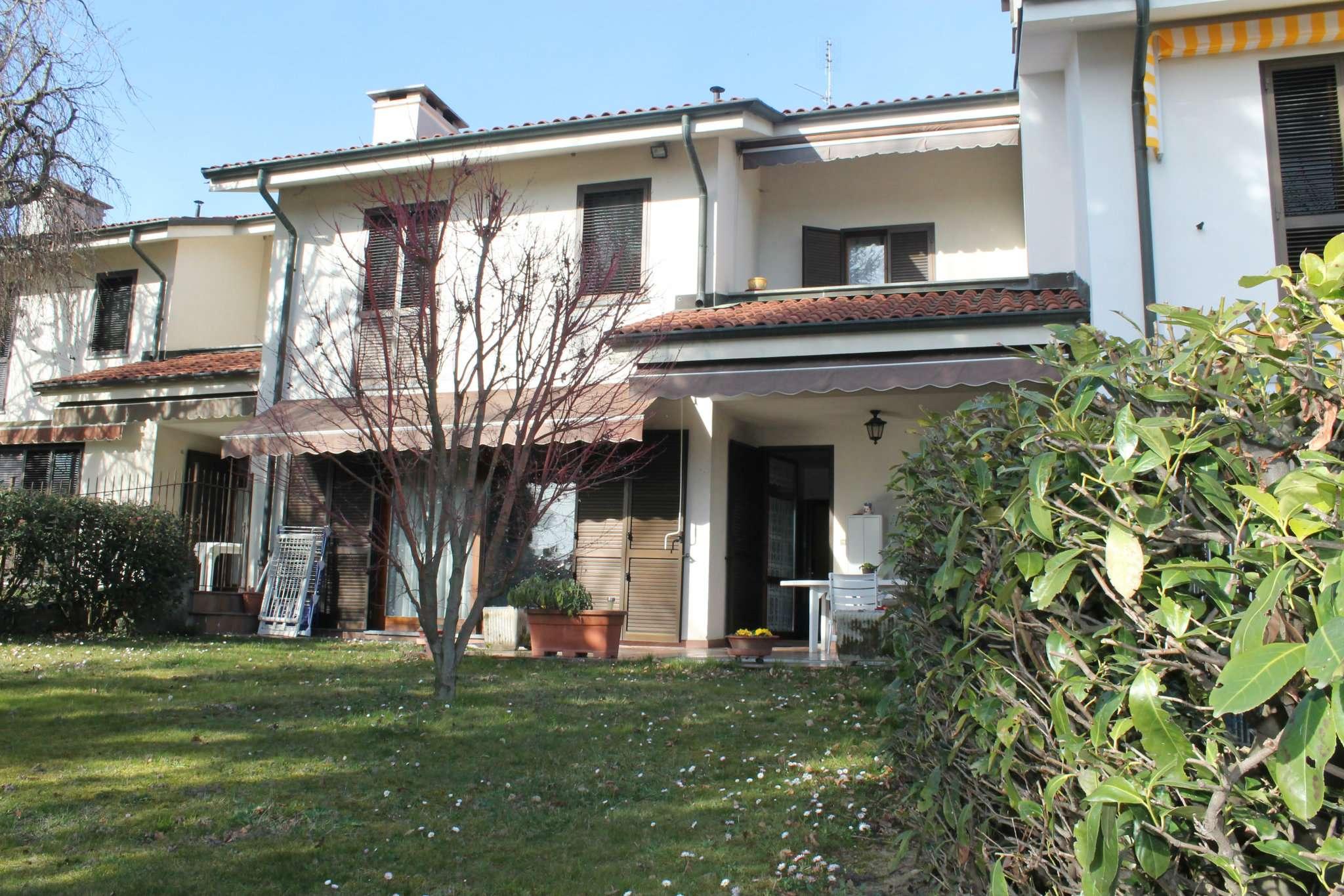 Villa a Schiera in Vendita a Trofarello