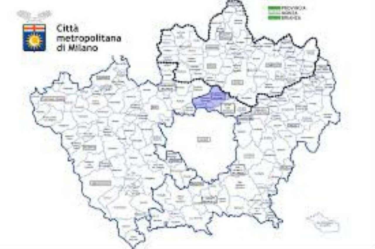 Bilocale Cinisello Balsamo Monte Grappa 12