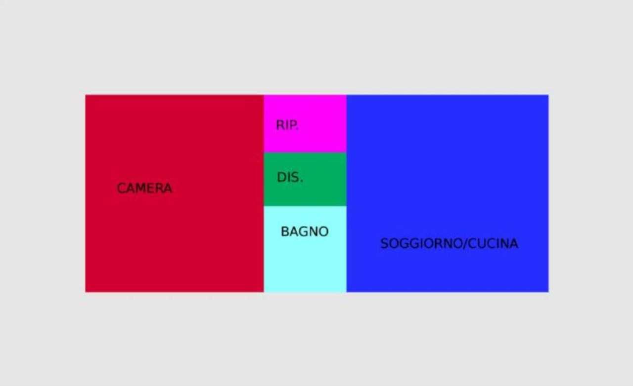 Vendita  bilocale Cinisello Balsamo Via Zaffoni 1 1092466