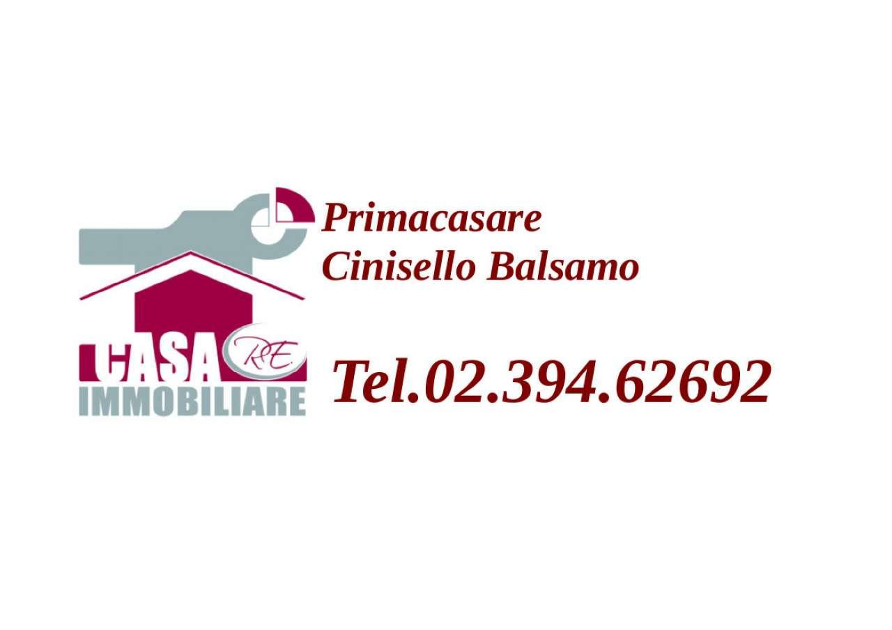 Bilocale Cinisello Balsamo Via Tasso 2