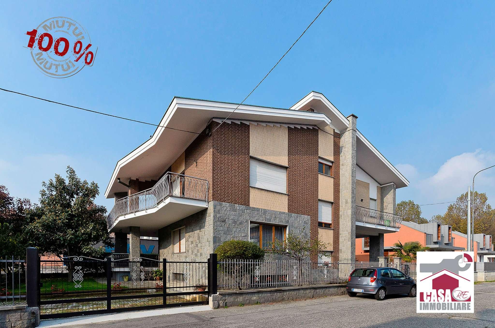 Appartamento in vendita a Settimo Torinese, 4 locali, prezzo € 198.000   CambioCasa.it