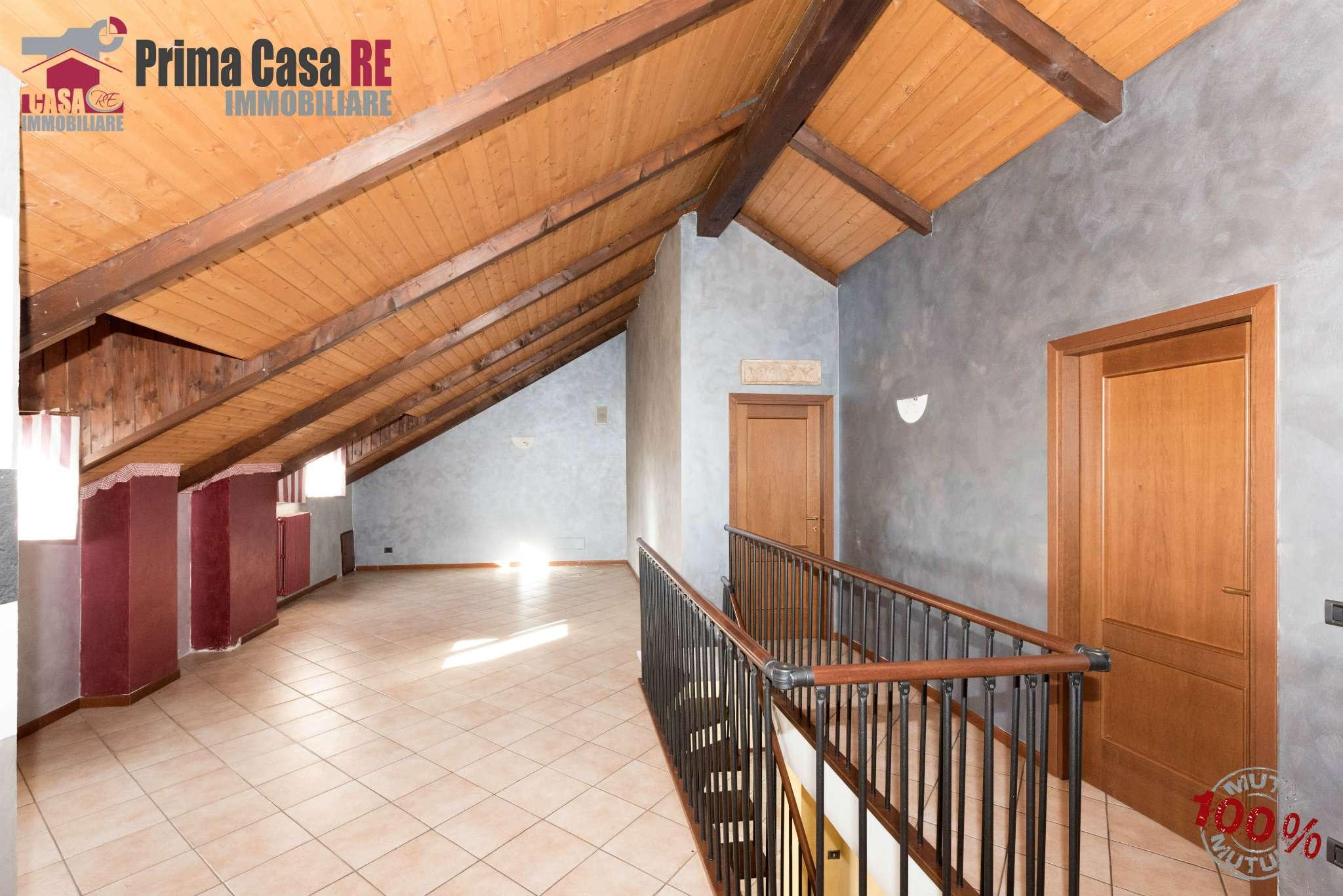 Attico / Mansarda in vendita a Brandizzo, 7 locali, prezzo € 205.000 | CambioCasa.it