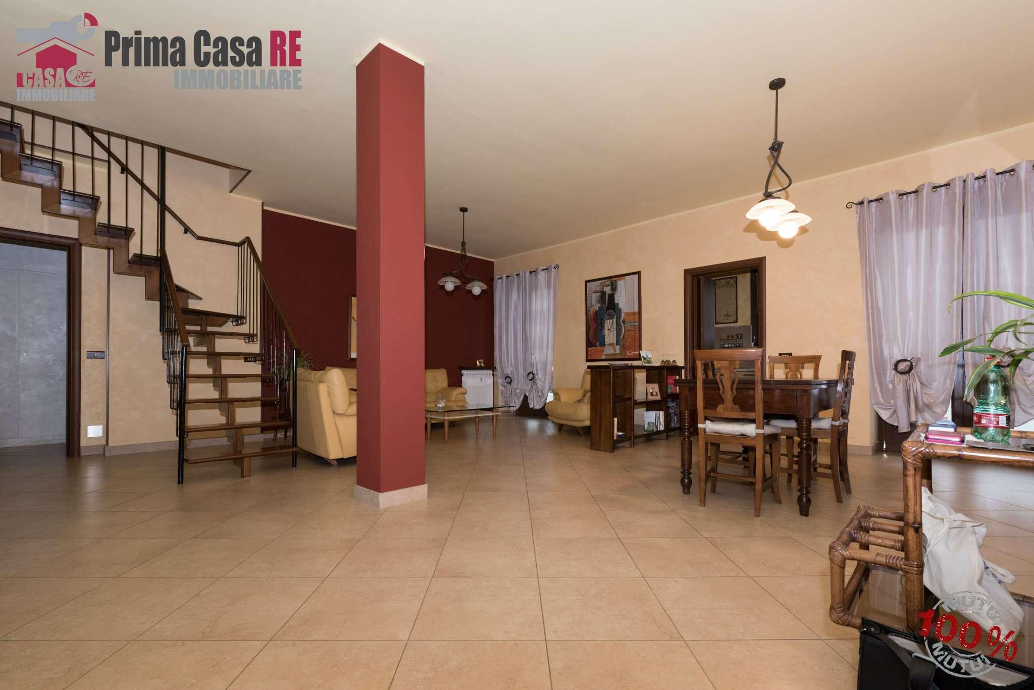 Appartamento in vendita a Gassino Torinese, 6 locali, prezzo € 229.000 | Cambio Casa.it