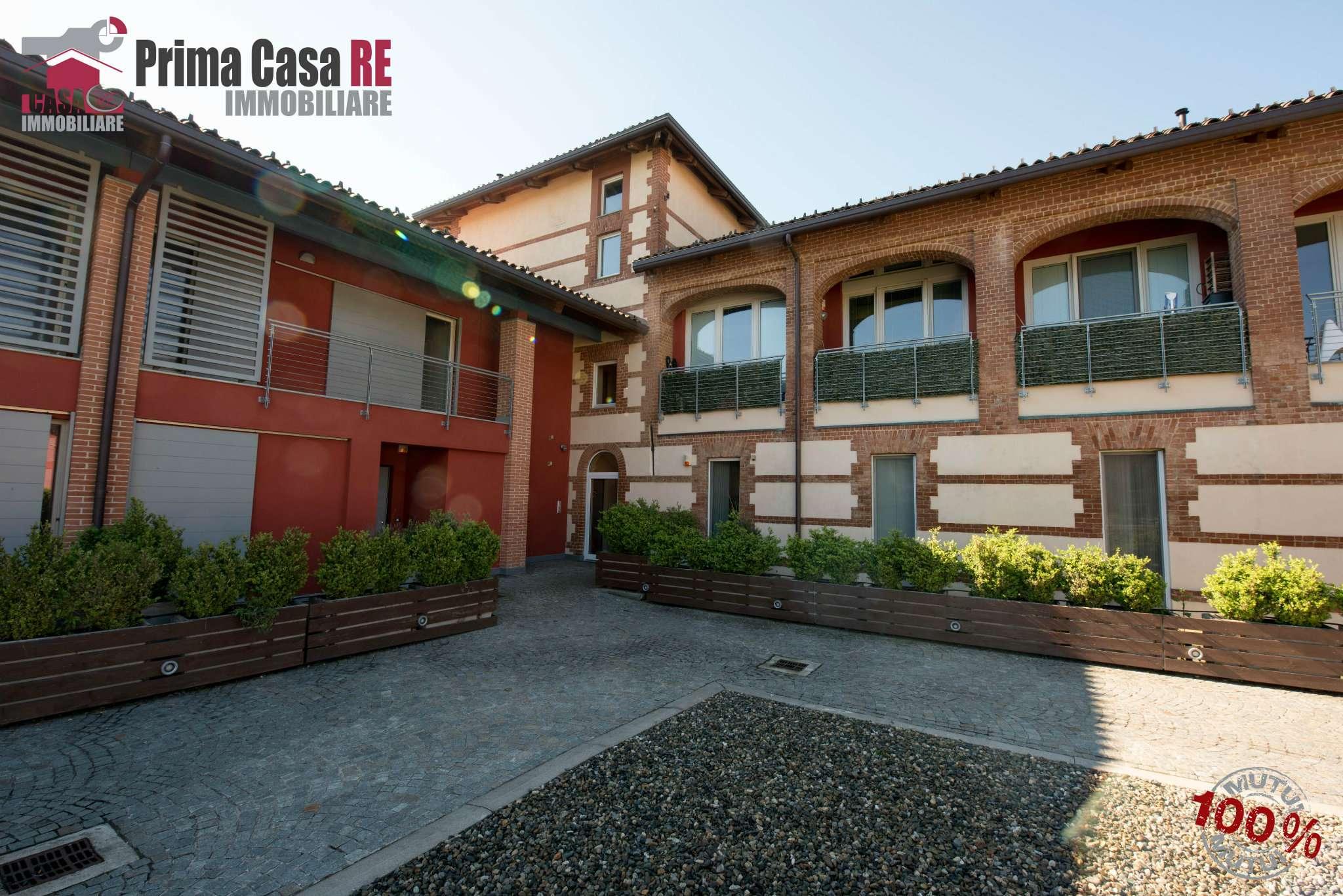 Attico / Mansarda in affitto a Volpiano, 3 locali, prezzo € 600 | CambioCasa.it