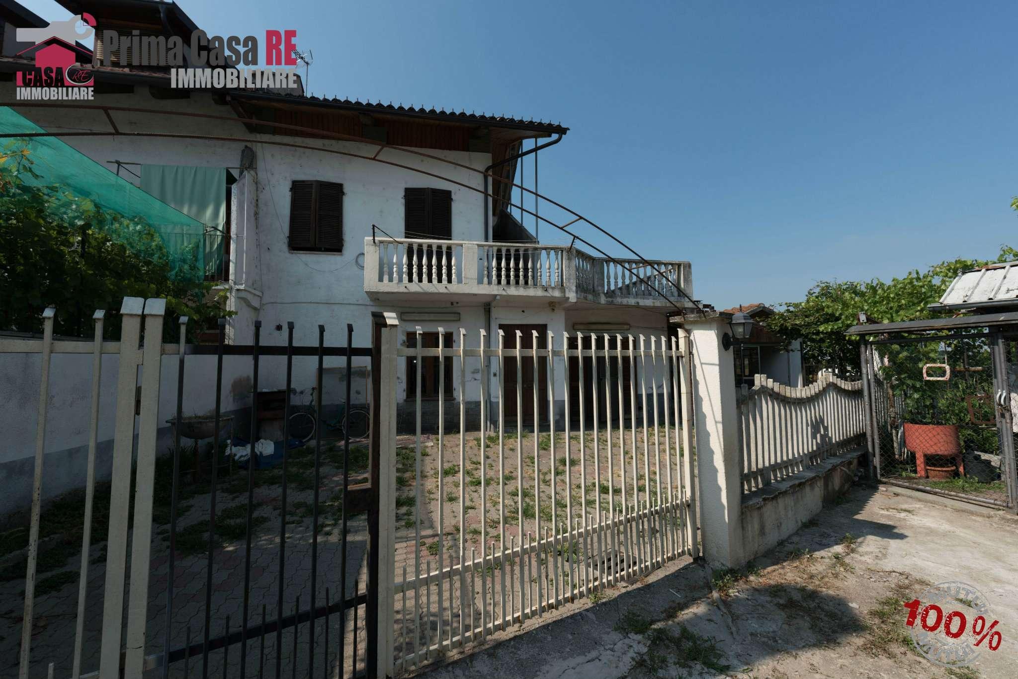 Soluzione Indipendente in vendita a Brandizzo, 4 locali, prezzo € 99.000 | CambioCasa.it