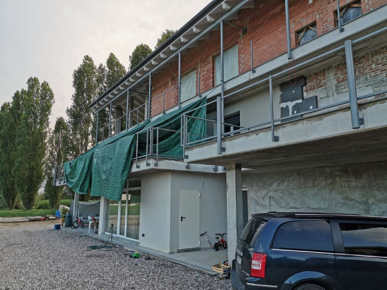 Foto 1 di Villa via gribaudia, Settimo Torinese