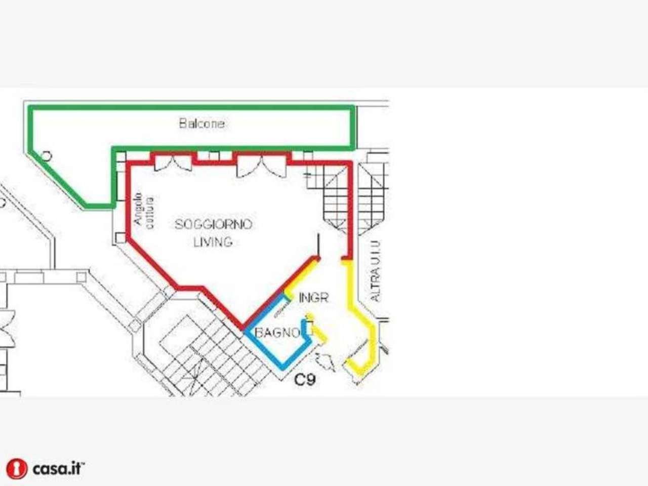 Vendita  bilocale Borgaro Torinese Via Xx Settembre 1 661244
