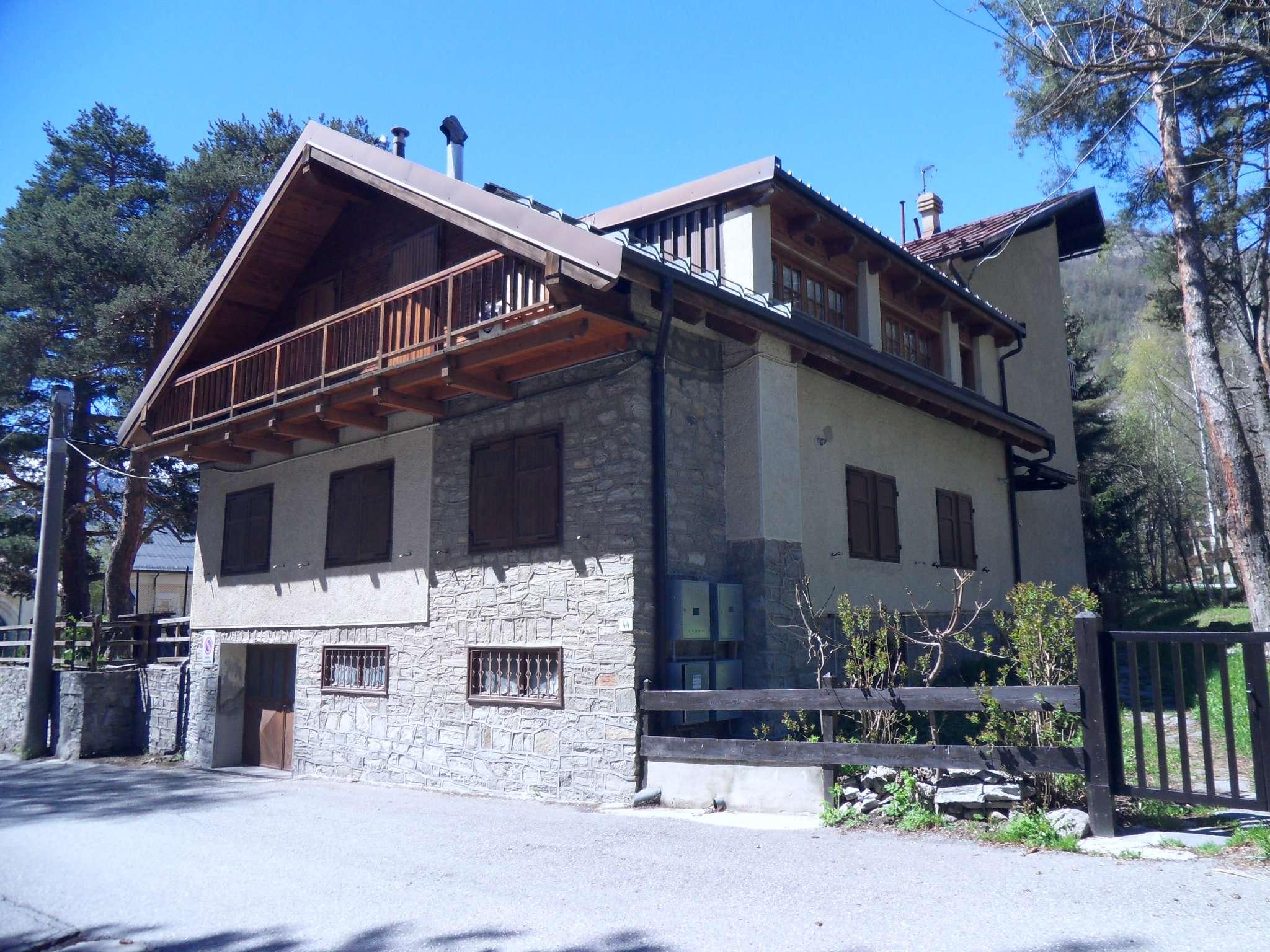 Attico / Mansarda in vendita a Bardonecchia, 2 locali, prezzo € 98.000   CambioCasa.it