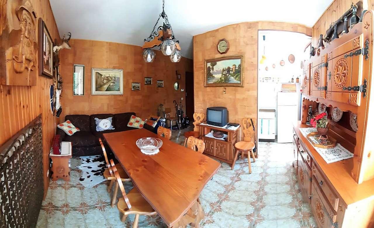 Foto 1 di Bilocale Villaggio Alabaron, Balme