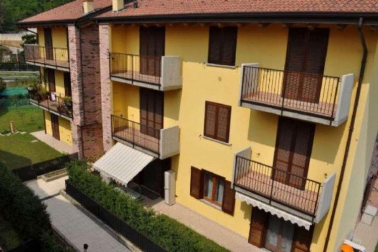 Bilocale Cisano Bergamasco Via Giuseppe Mazzini 2