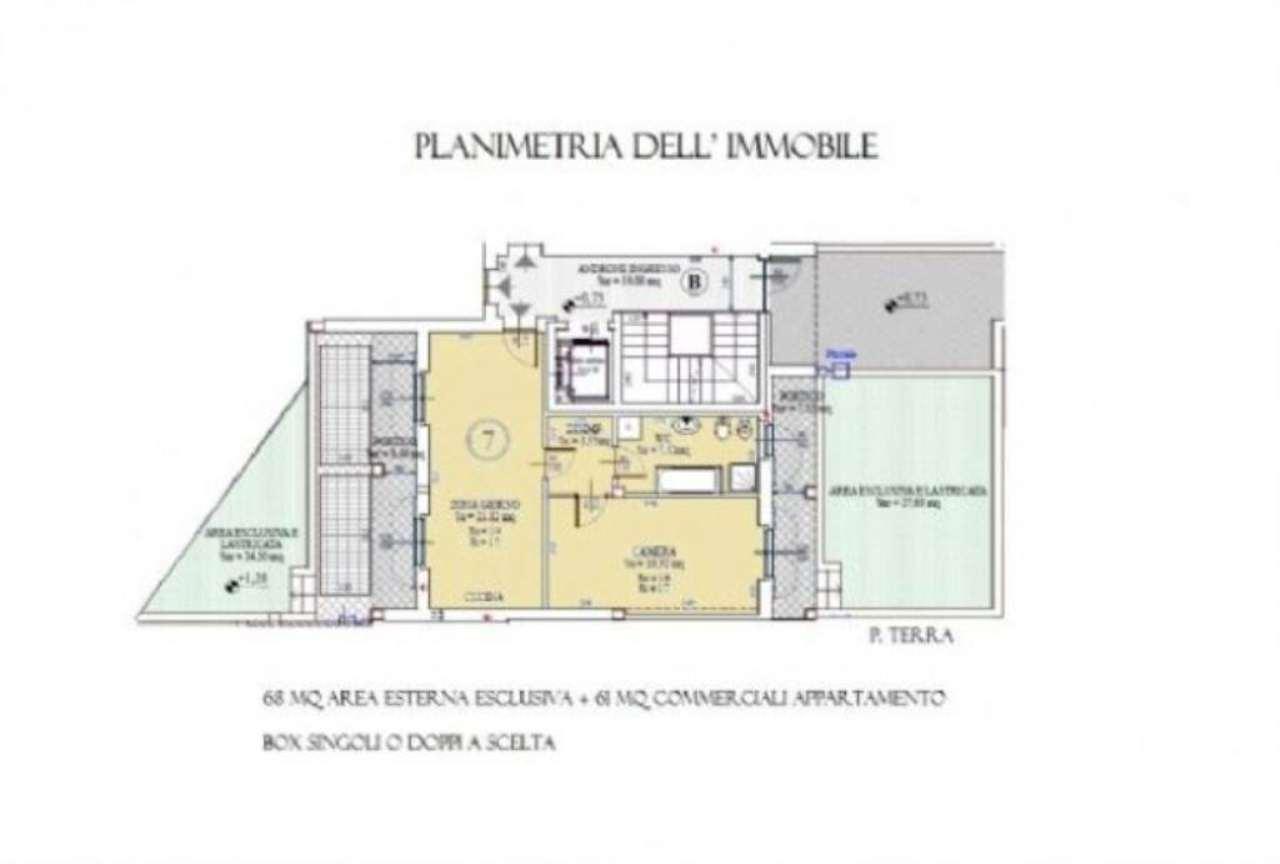 Bilocale Sotto il Monte Giovanni XXIII Via Calestena 5