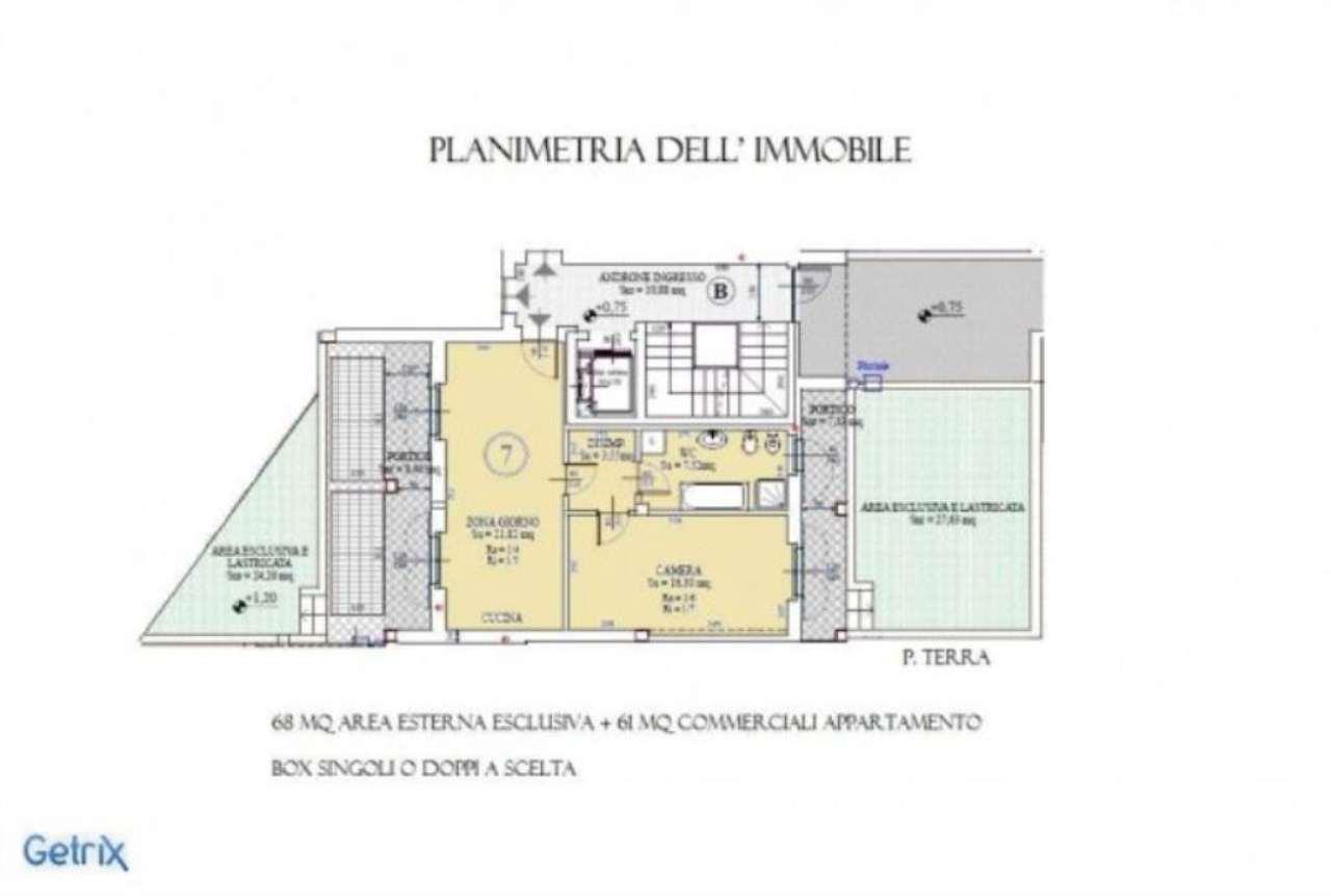 Vendita  bilocale Sotto il Monte Giovanni XXIII Via Calestena 1 620981