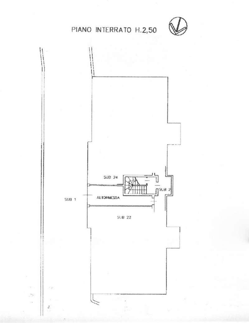 Vendita  bilocale Villa d Adda Via Pradella 1 1038897