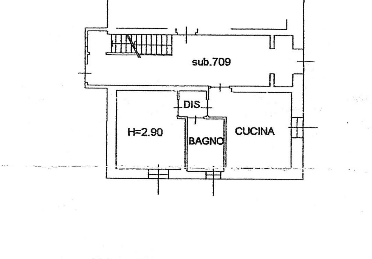 Vendita  bilocale Calusco d Adda Via San Rocco 1 950587