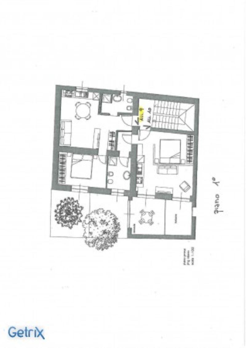 Vendita  bilocale Collegno Vicolo San Lorenzo 1 833857