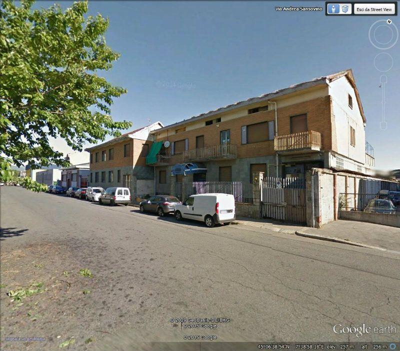 Bilocale Torino Via Sansovino 1