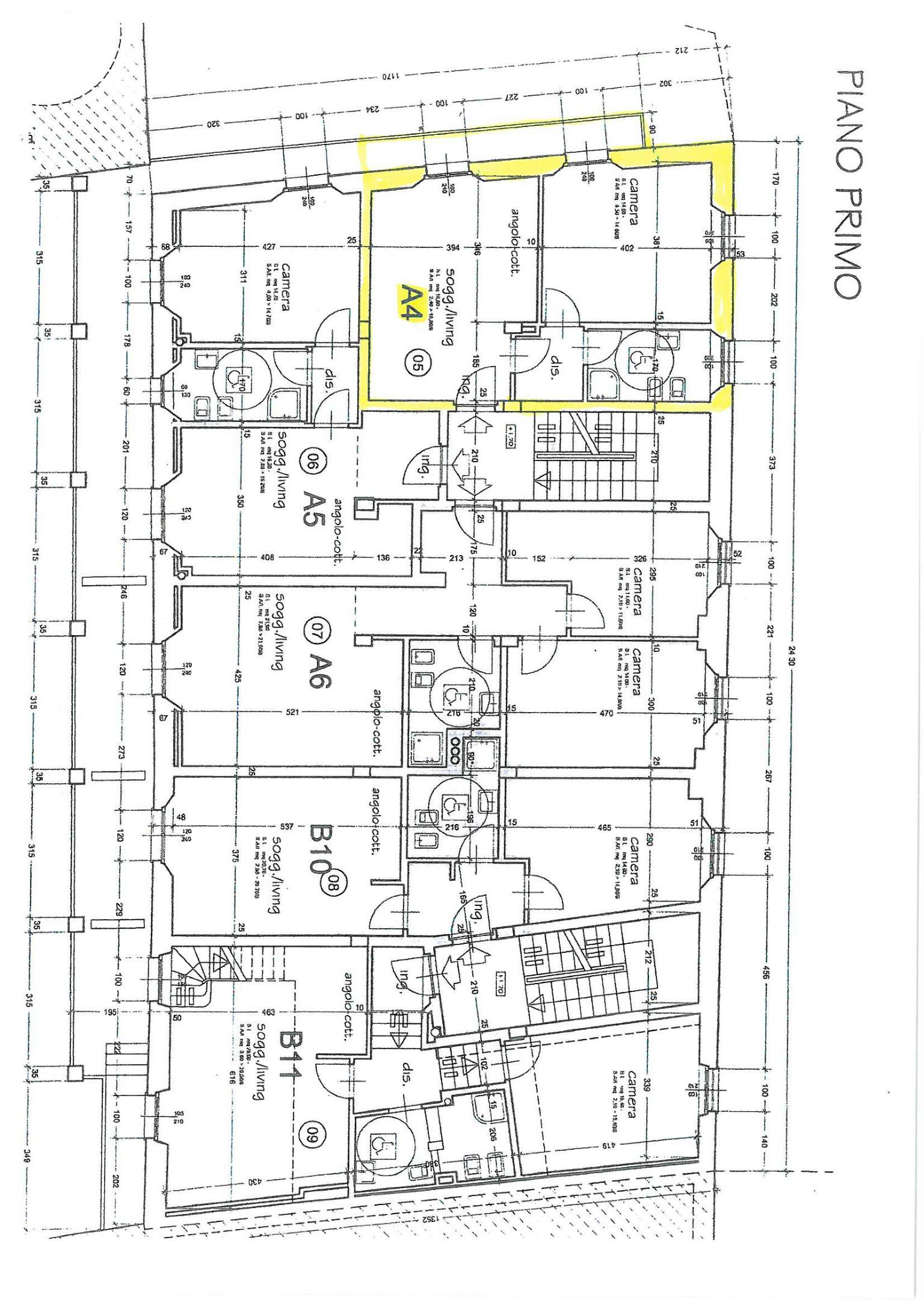 Vendita  bilocale Rosta Piazza Del Popolo 1 1045410