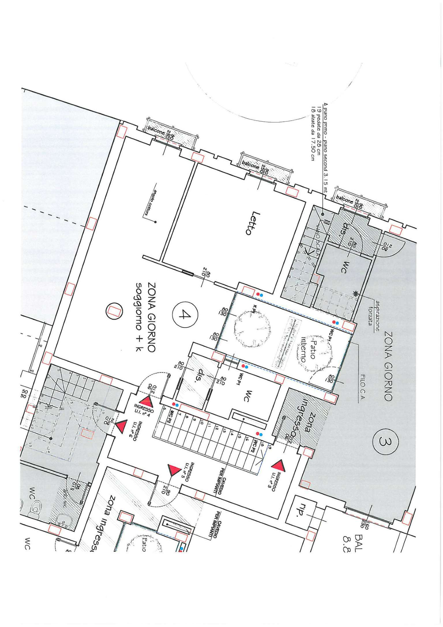 Vendita  bilocale Collegno Piazza Iv Novembre 1 1060967