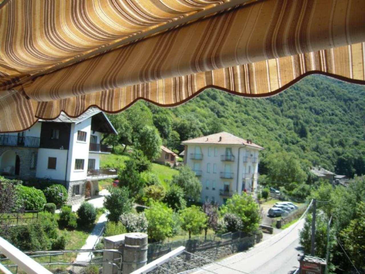 Bilocale Cantoira Via Torino 1