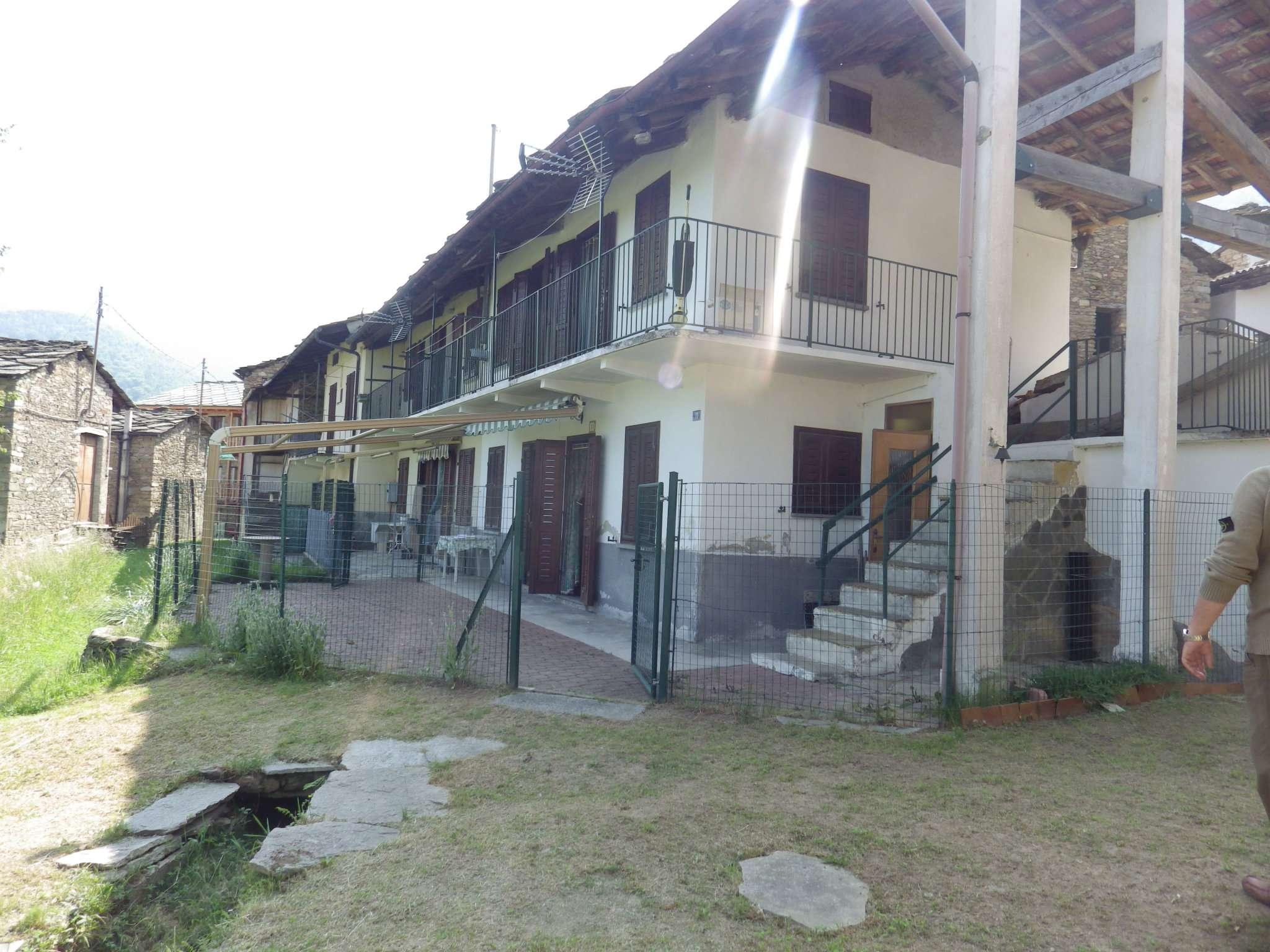 Rustico/Casale in vendita Giovalera Coazze