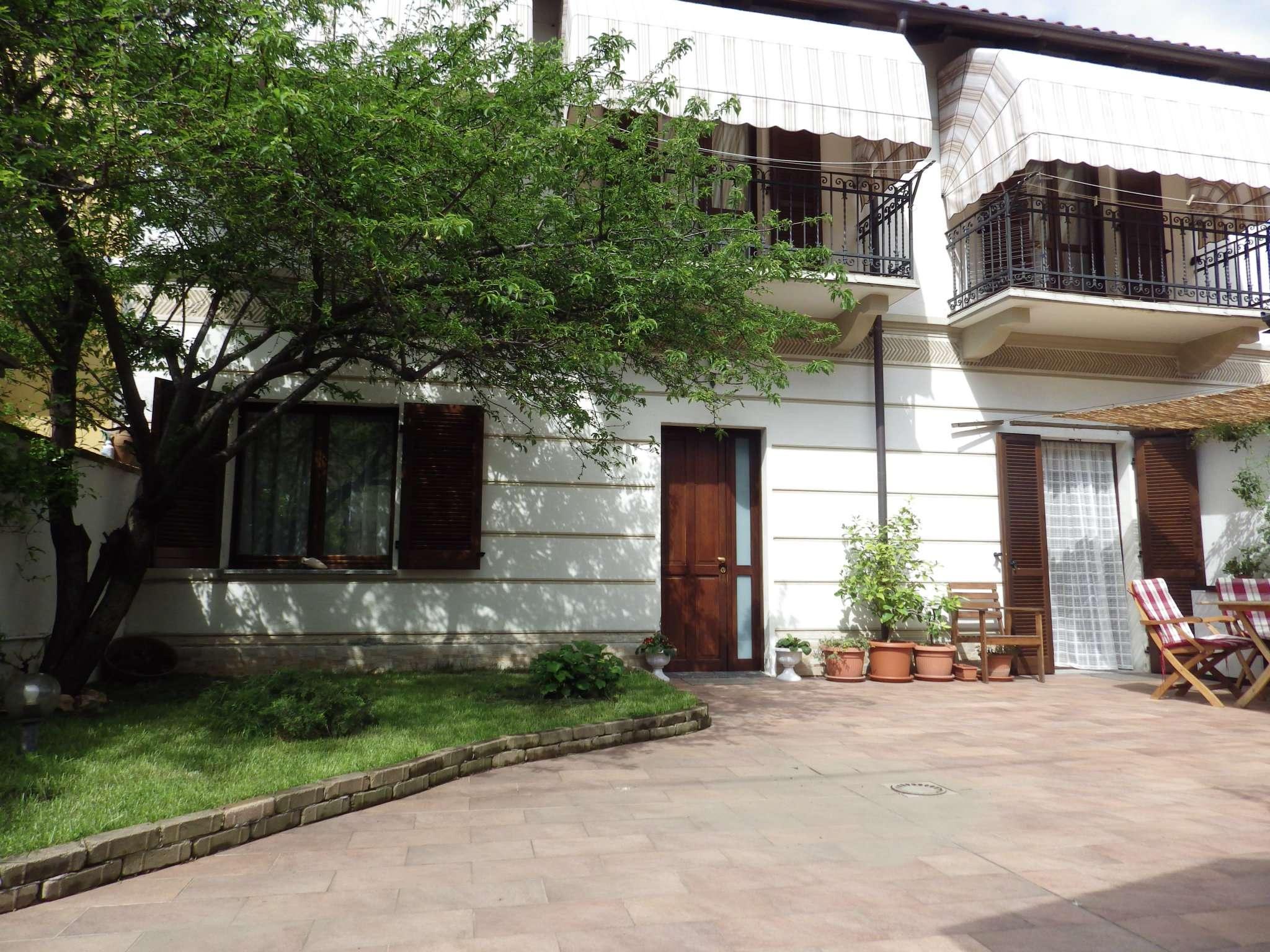 Villetta a Schiera in vendita via Pola 18 Grugliasco
