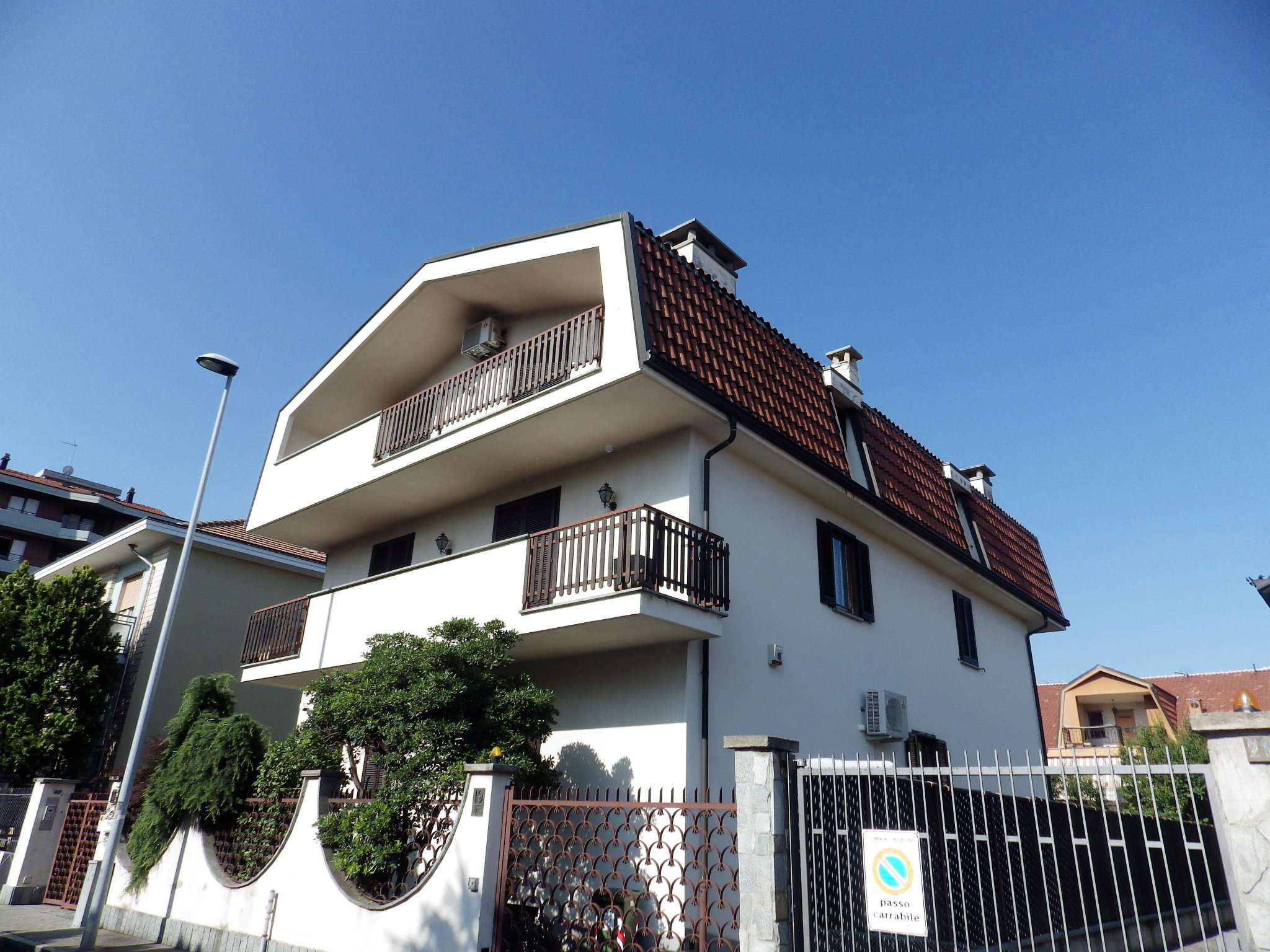 Villetta a Schiera in vendita * Via Almese 19 Collegno