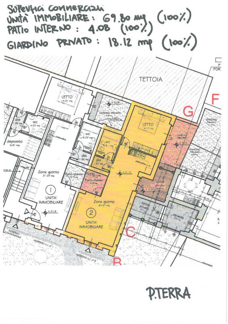 Vendita  bilocale Collegno Piazza Iv Novembre 1 833862