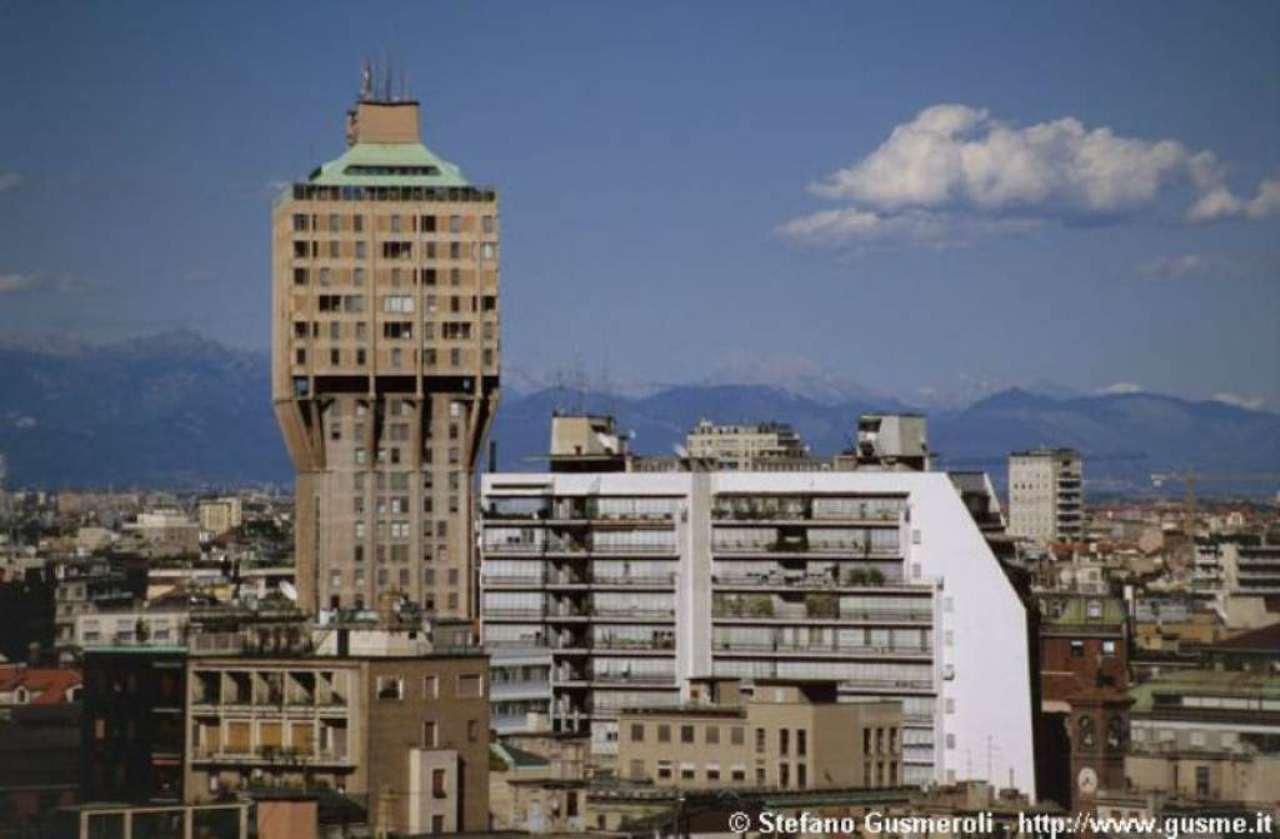 Bilocale Milano Corso Italia 4