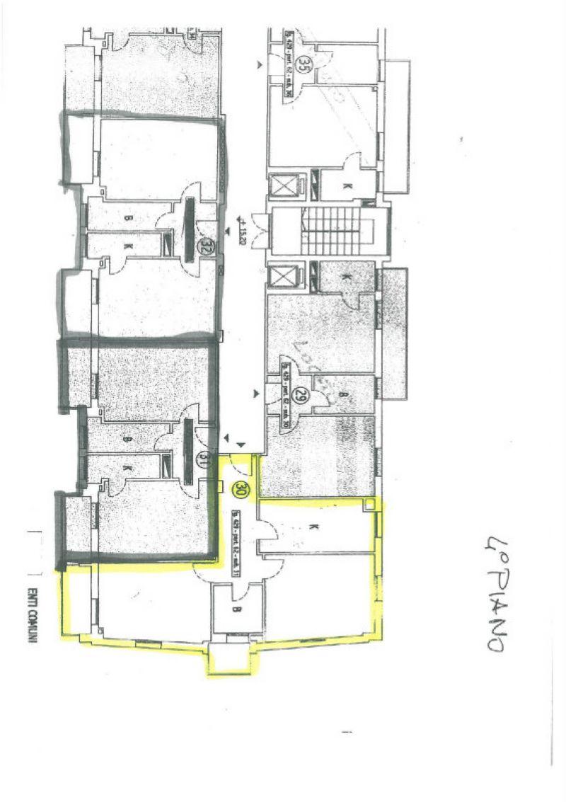 Vendita  bilocale Milano Via Fezzan 1 897728