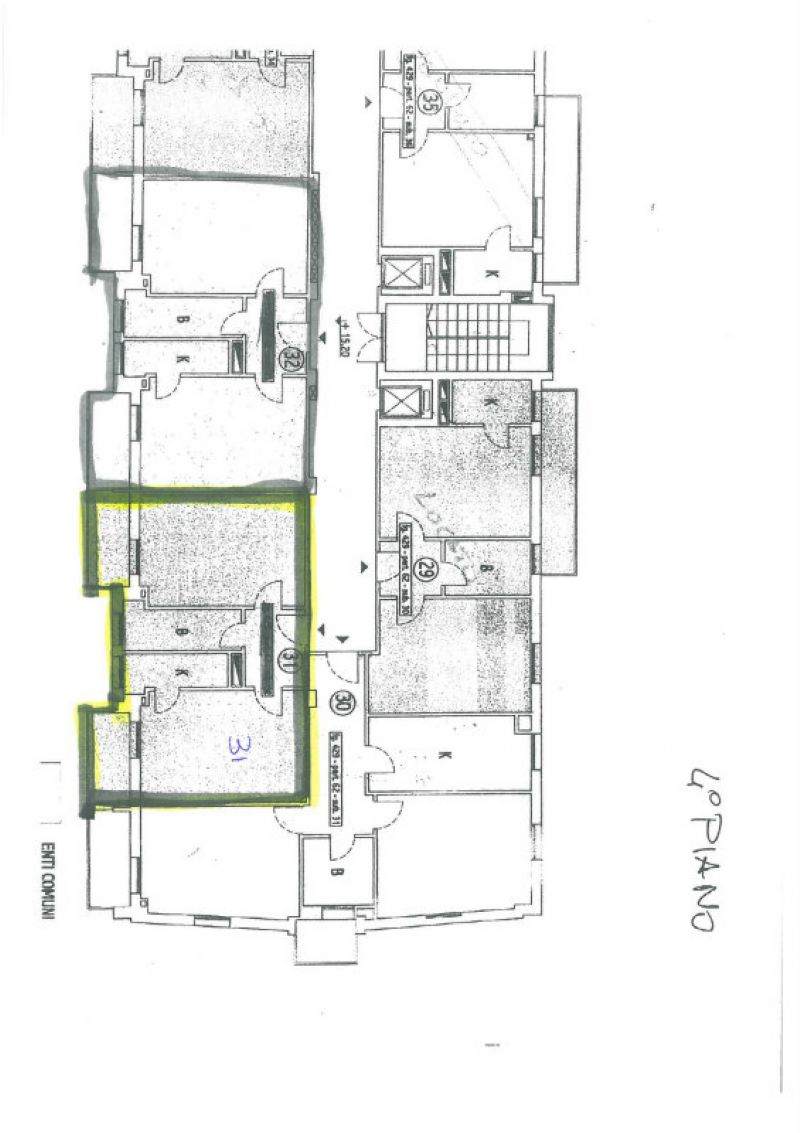 Vendita  bilocale Milano Via Fezzan 1 899636