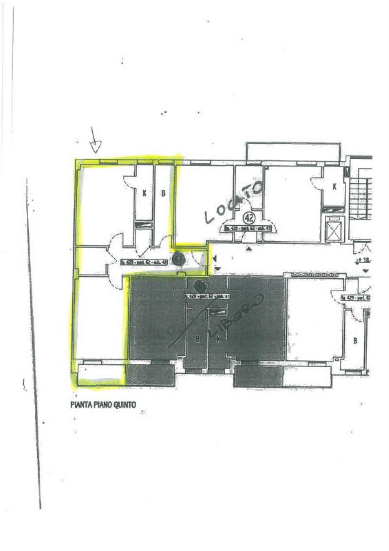 Vendita  bilocale Milano Via Fezzan 1 899635
