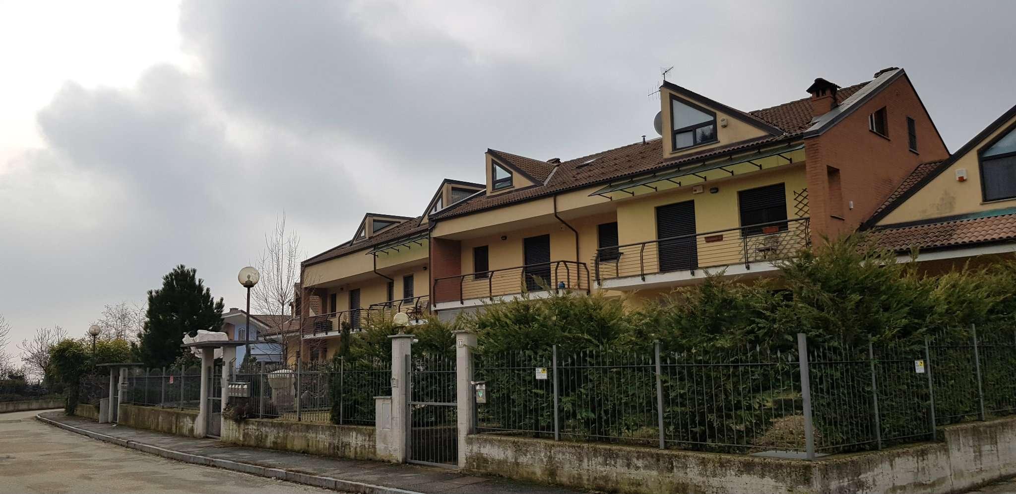 Cumiana Affitto MANSARDA