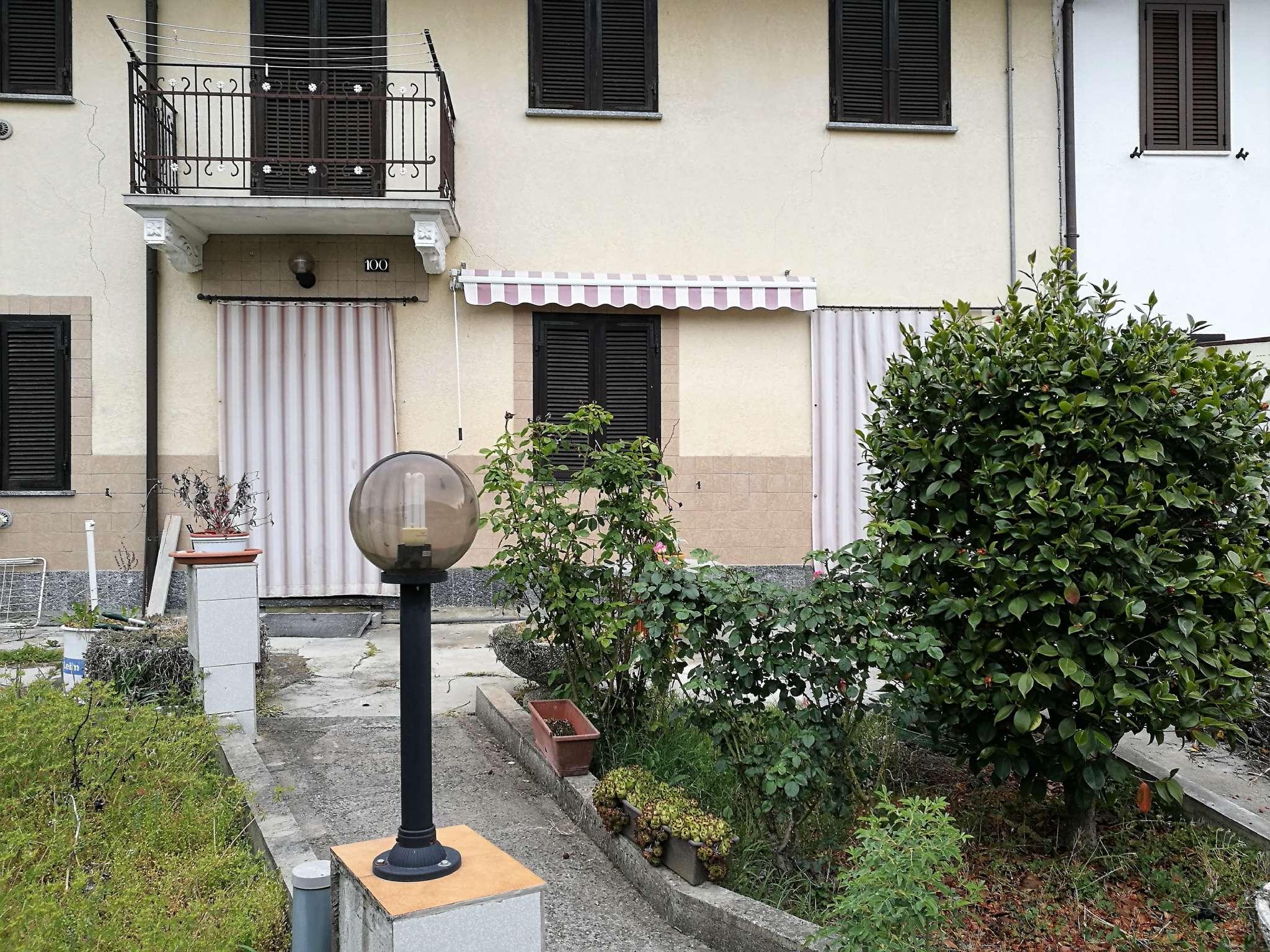 Soluzione Semindipendente in vendita a Murisengo, 7 locali, prezzo € 90.000   CambioCasa.it