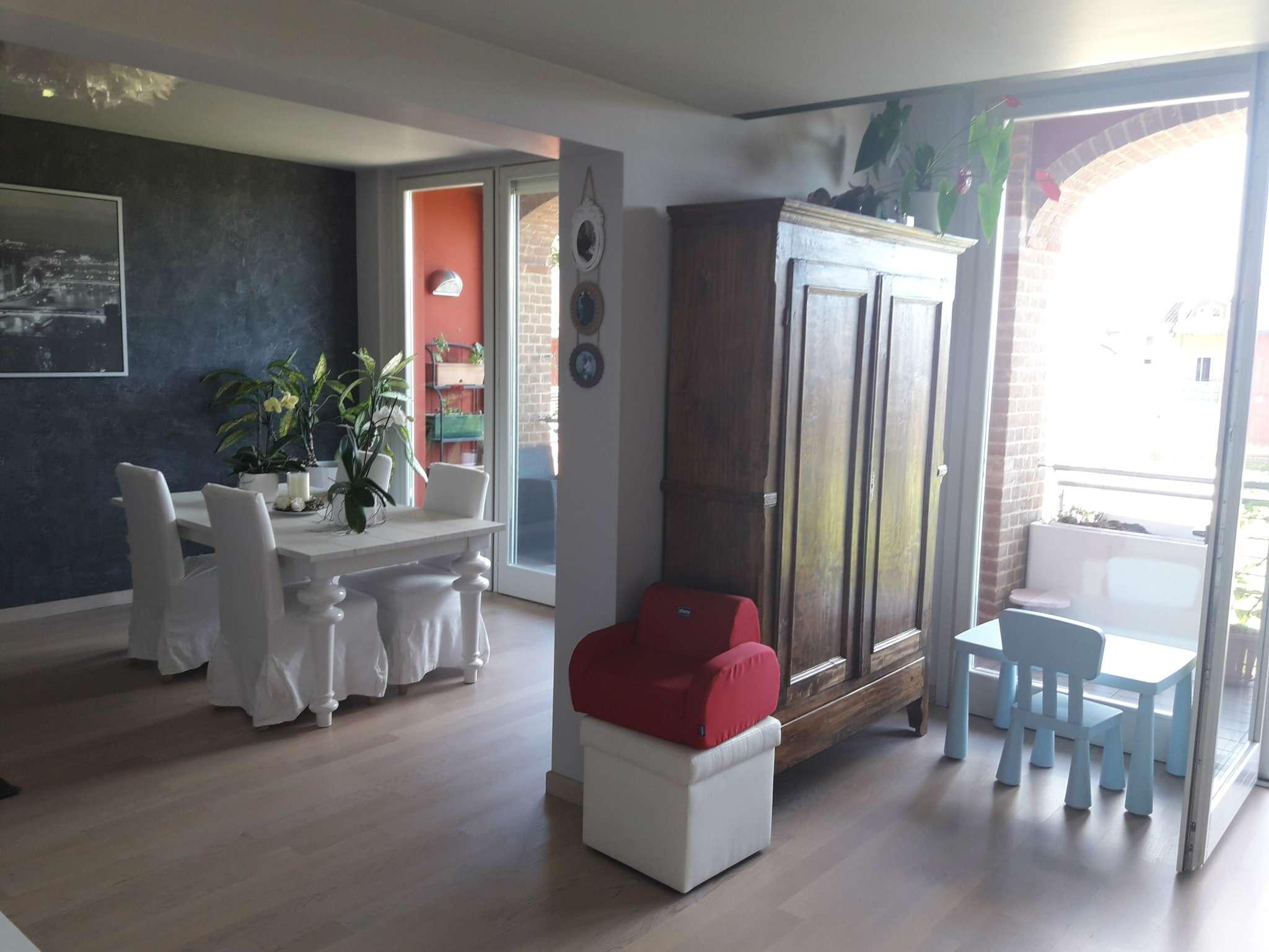 Appartamento in vendita via Giuseppe Verdi 71 Volpiano
